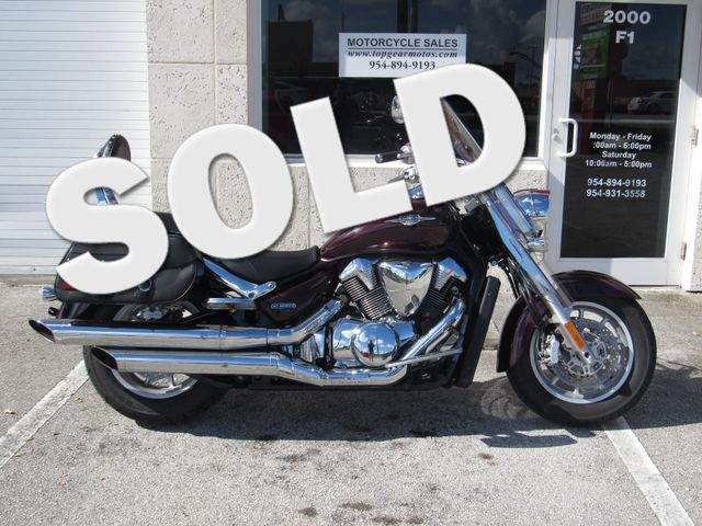 2008 Suzuki C109RT Boulevard in Dania Beach Florida, 33004