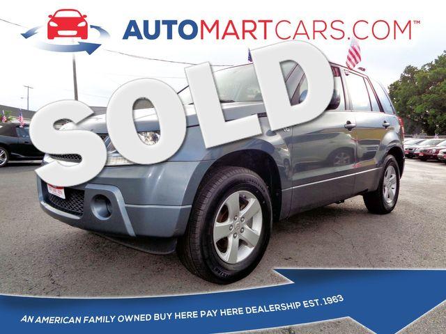 2008 Suzuki Grand Vitara w/Spare & Cargo Covers   Nashville, Tennessee   Auto Mart Used Cars Inc. in Nashville Tennessee