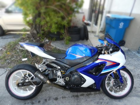 2008 Suzuki GSX-R 1000 in Hollywood, Florida