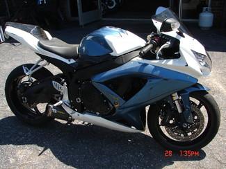 2008 Suzuki GSXR600 Spartanburg, South Carolina 4