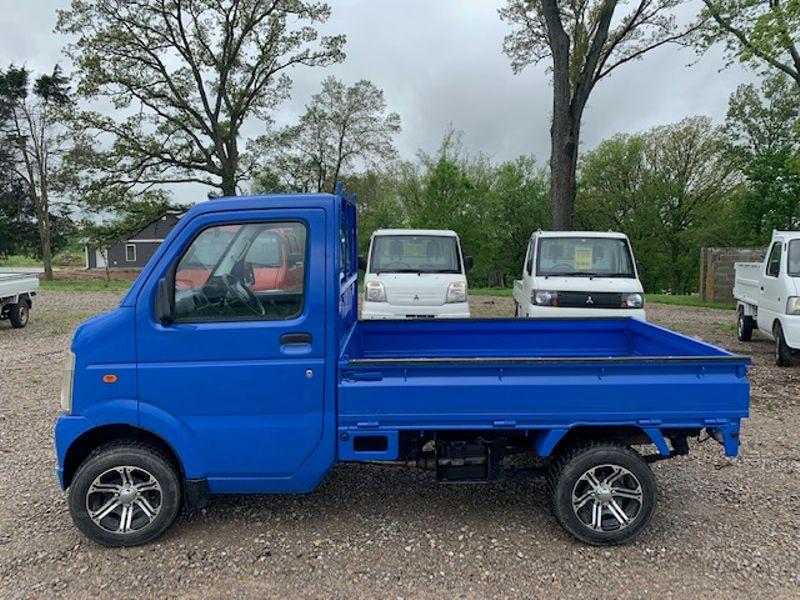 2008 Suzuki 4wd Japanese Minitruck [a/c, power steering]  | Jackson, Missouri | G & R Imports in Jackson Missouri