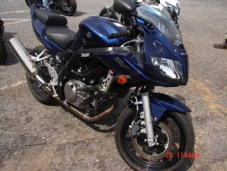 2008 Suzuki SV650 Spartanburg, South Carolina 1