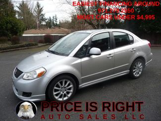 2008 Suzuki SX4 Convenience Pkg in Portland OR, 97230