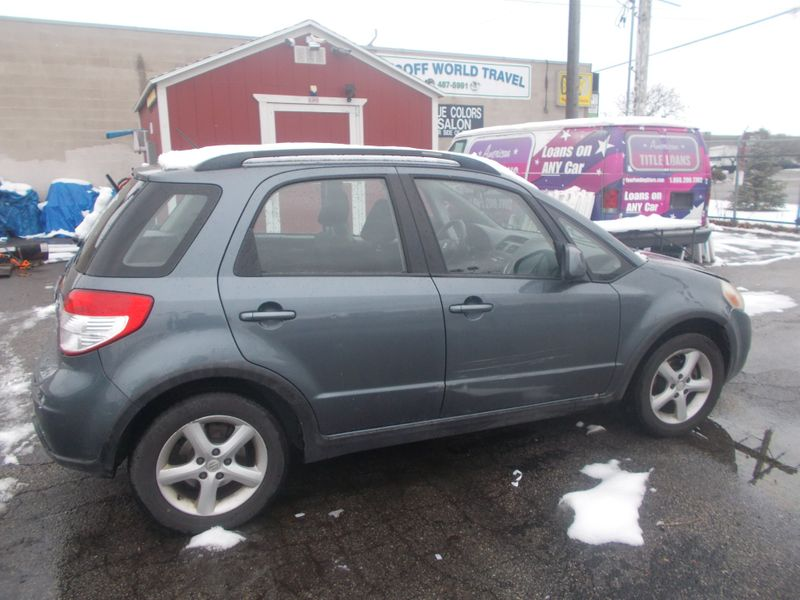 2008 Suzuki SX4 Regional Edition  in Salt Lake City, UT