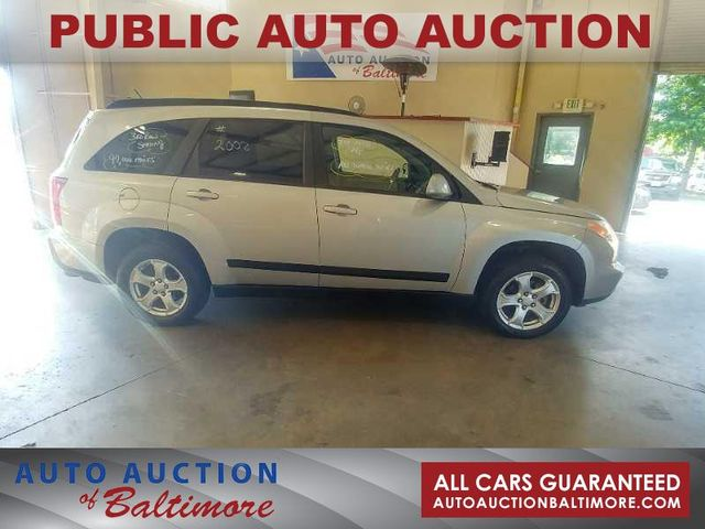 2008 Suzuki XL-7  | JOPPA, MD | Auto Auction of Baltimore  in Joppa MD