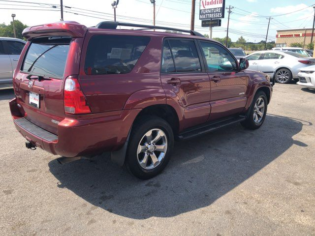 2008 Toyota 4Runner Limited in Marble Falls TX, 78654
