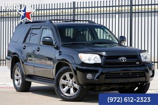 2008 Toyota 4Runner Limited 4WD Leather Roof Clean Carfax in Plano Texas, 75093