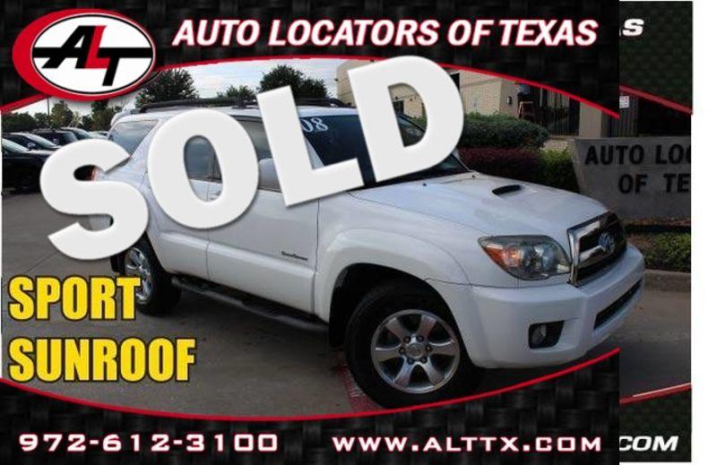 2008 Toyota 4Runner Sport | Plano, TX | Consign My Vehicle