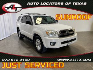 2008 Toyota 4Runner SR5 with POWER SUNROOF in Plano, TX 75093