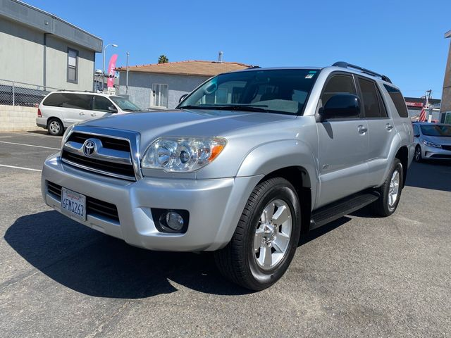 2008 Toyota 4Runner SR5 - 1 OWNER, CLEAN TITLE, LOW MILES KENWOOD BLUETOOTH, BACK UP CAMERA, MOON ROOF, ECT. in San Diego, CA 92110