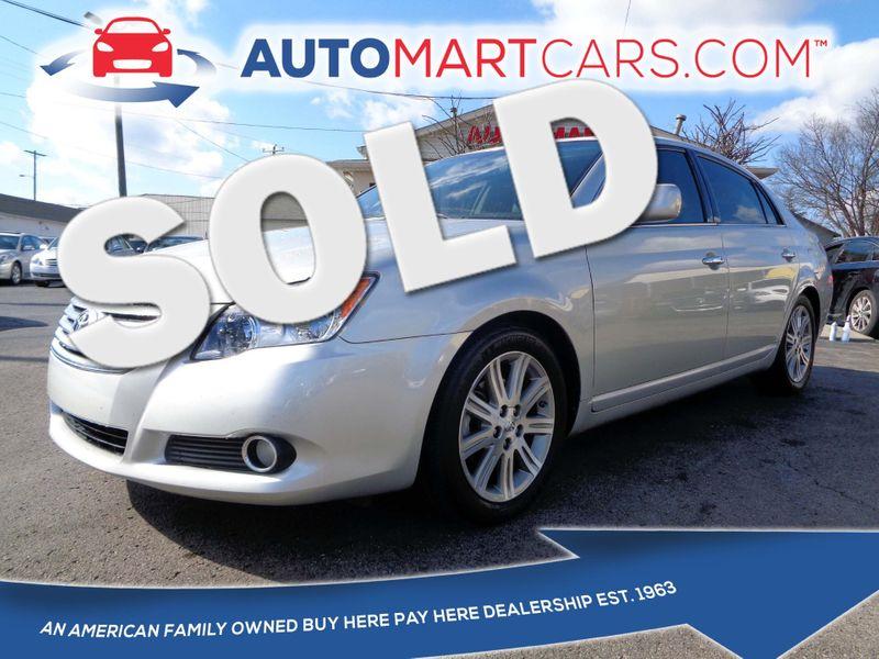 2008 Toyota Avalon Limited | Nashville, Tennessee | Auto Mart Used Cars Inc. in Nashville Tennessee