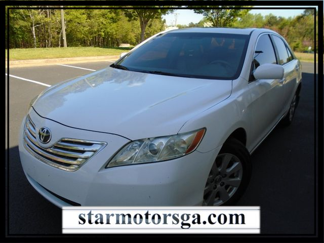 2008 Toyota Camry XLE with Leather and Sunroof