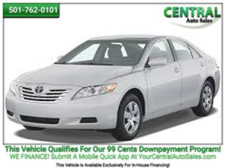 2008 Toyota Camry LE | Hot Springs, AR | Central Auto Sales in Hot Springs AR