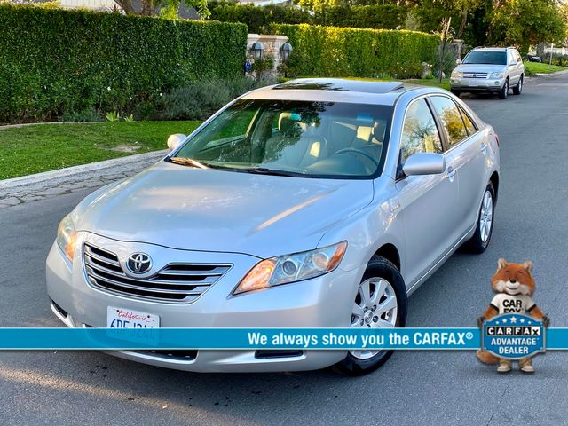 2008 Toyota CAMRY HYBRID NAVIGATION LEATHER NEW TIRES SERVICE RECORDS XLNT CONDITION