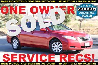 2008 Toyota Camry Hybrid XLE W/ LEATHER Santa Clarita, CA