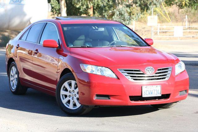 2008 Toyota Camry Hybrid XLE W/ LEATHER Santa Clarita, CA 3