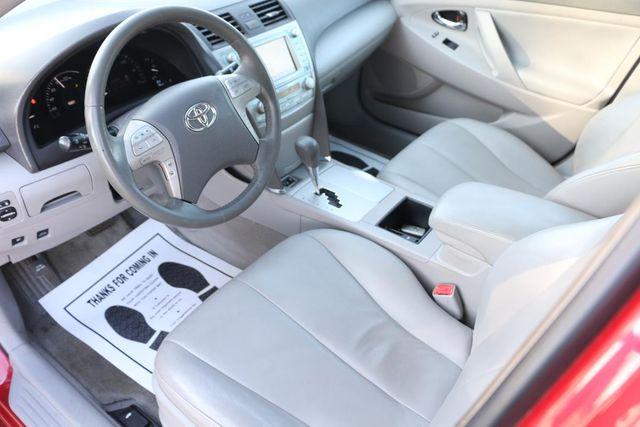 2008 Toyota Camry Hybrid XLE W/ LEATHER Santa Clarita, CA 8