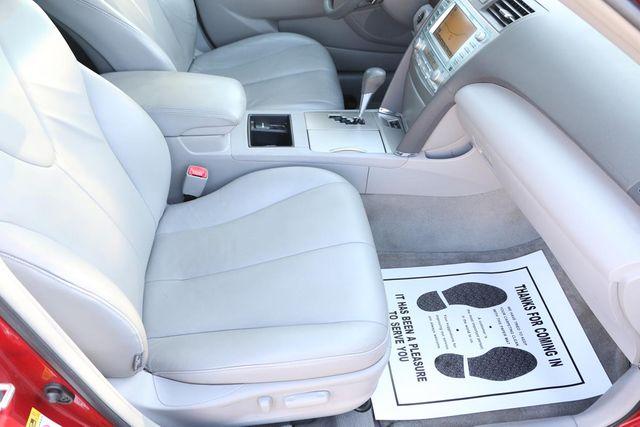2008 Toyota Camry Hybrid XLE W/ LEATHER Santa Clarita, CA 14