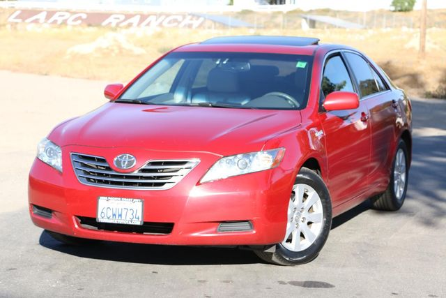 2008 Toyota Camry Hybrid XLE W/ LEATHER Santa Clarita, CA 4