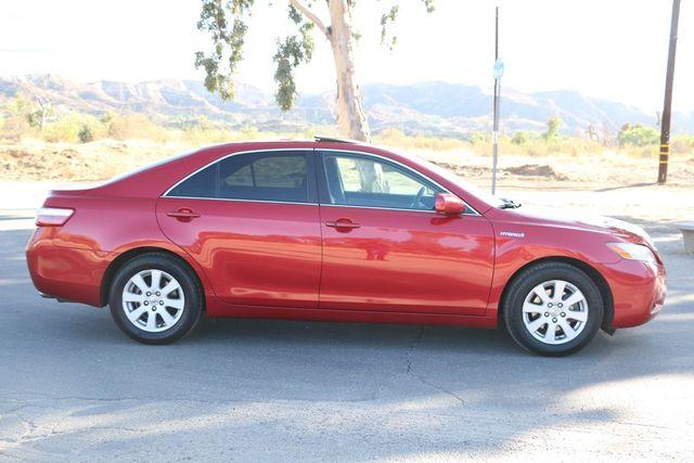 2008 Toyota Camry Hybrid XLE W/ LEATHER Santa Clarita, CA 12