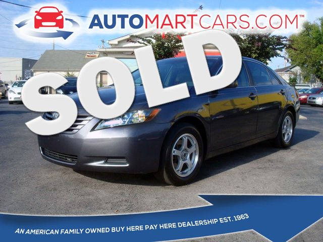 2008 Toyota Camry in Nashville Tennessee