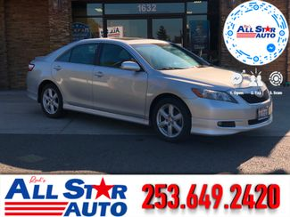 2008 Toyota Camry SE in Puyallup Washington, 98371