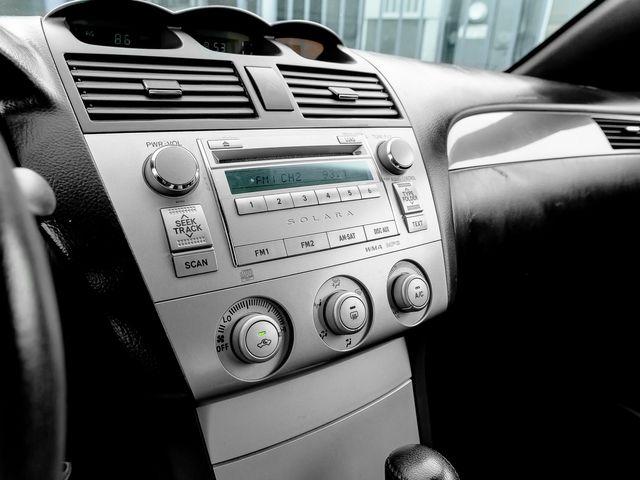 2008 Toyota Camry Solara Sport Burbank, CA 17