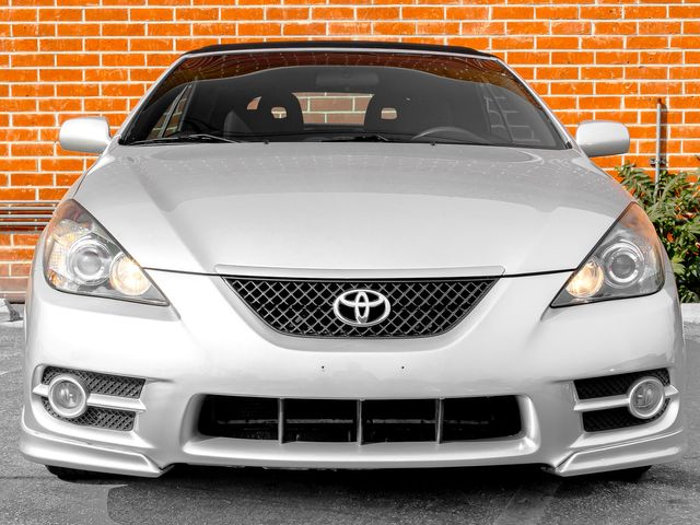 2008 Toyota Camry Solara Sport Burbank, CA 3