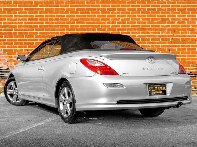 2008 Toyota Camry Solara Sport Burbank, CA 8