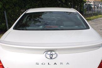 2008 Toyota Camry Solara Sport Hollywood, Florida 39