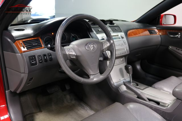 2008 Toyota Camry Solara SLE Merrillville, Indiana 9