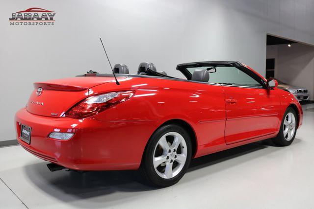 2008 Toyota Camry Solara SLE Merrillville, Indiana 4