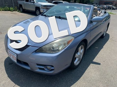 2008 Toyota Camry Solara SLE Convertible in West Springfield, MA