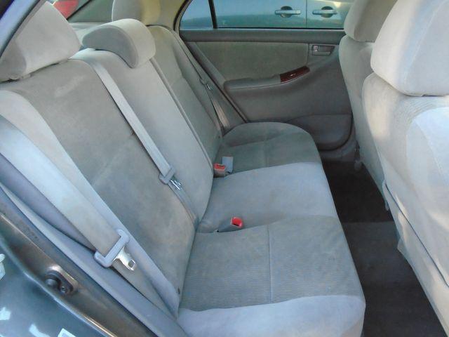 2008 Toyota Corolla LE Chico, CA 11