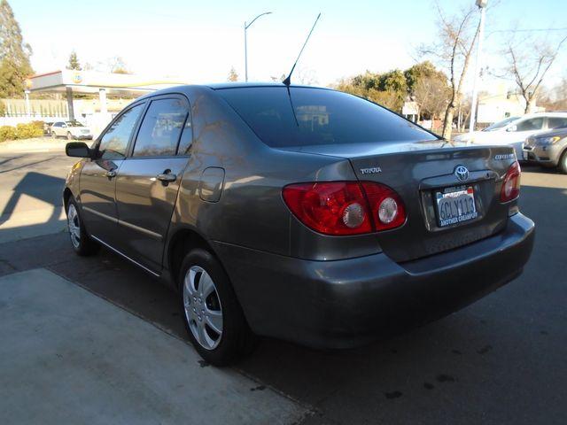 2008 Toyota Corolla LE Chico, CA 2