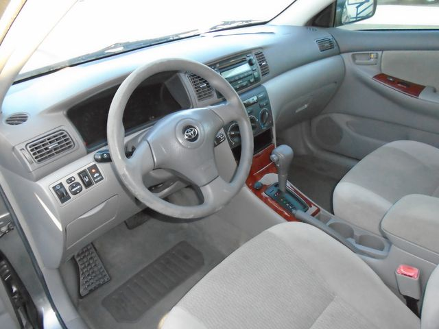 2008 Toyota Corolla LE Chico, CA 5