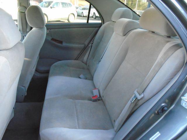 2008 Toyota Corolla LE Chico, CA 8
