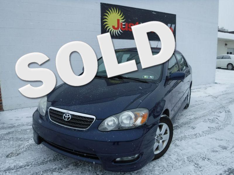 2008 Toyota Corolla S | Endicott, NY | Just In Time, Inc. in Endicott NY