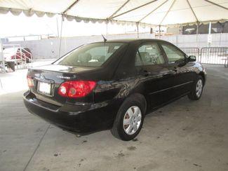 2008 Toyota Corolla LE Gardena, California 2