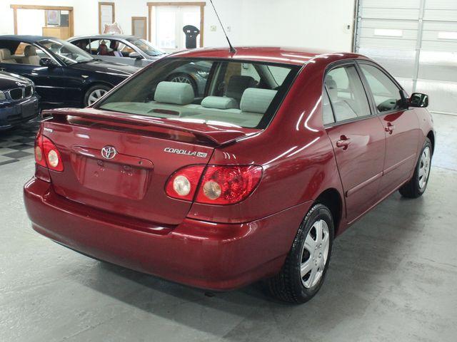 2008 Toyota Corolla LE Kensington, Maryland 4