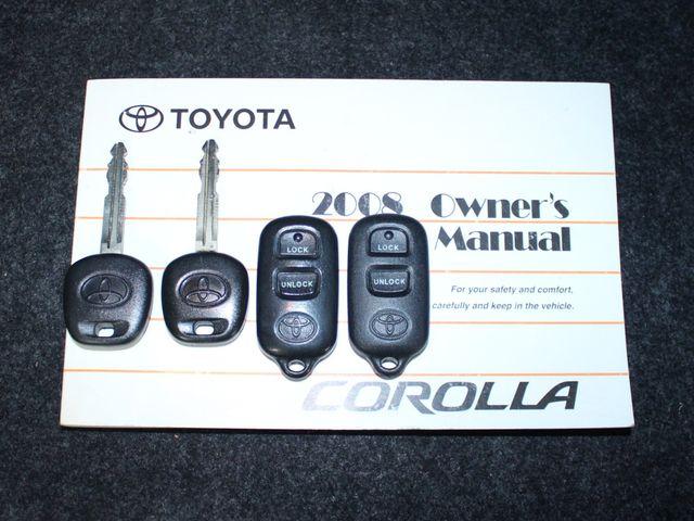 2008 Toyota Corolla LE Kensington, Maryland 100