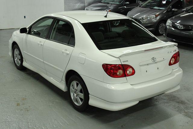 2008 Toyota Corolla S Kensington, Maryland 13
