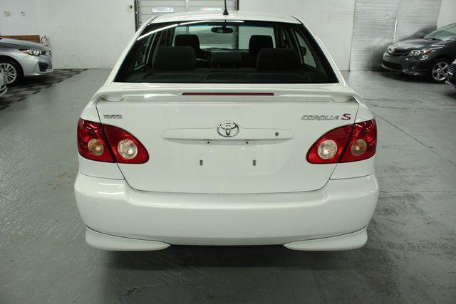 2008 Toyota Corolla S Kensington, Maryland 3