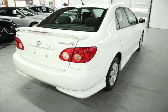 2008 Toyota Corolla S Kensington, Maryland 4