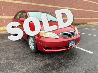 2008 Toyota Corolla CE Maple Grove, Minnesota