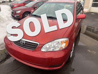2008 Toyota Corolla LE  city MA  Baron Auto Sales  in West Springfield, MA