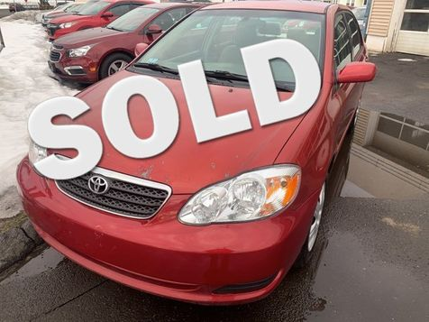 2008 Toyota Corolla LE in West Springfield, MA