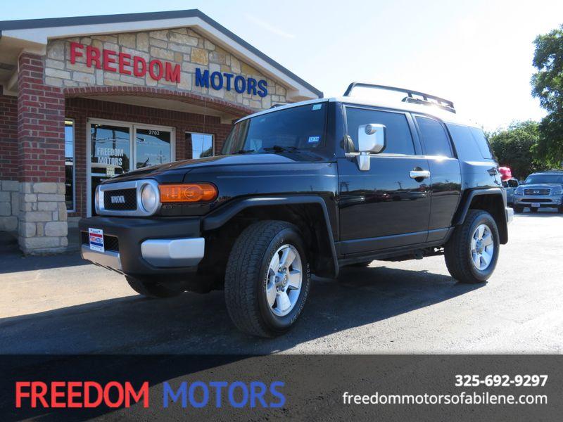 2008 Toyota FJ Cruiser 4X4 | Abilene, Texas | Freedom Motors  in Abilene Texas