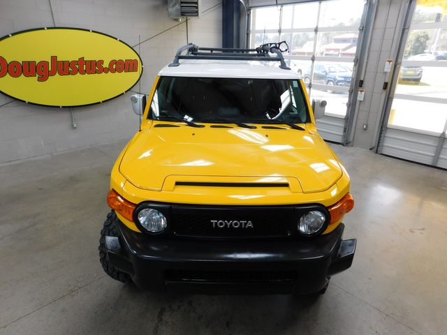 2008 Toyota FJ Cruiser in Airport Motor Mile ( Metro Knoxville ), TN 37777