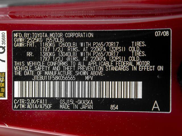 2008 Toyota FJ Cruiser Burbank, CA 24